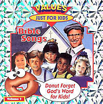 The Donut Man Bible Songs; Volume 2