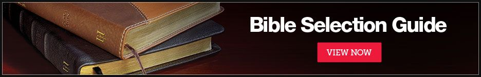 Bible Selection Guide