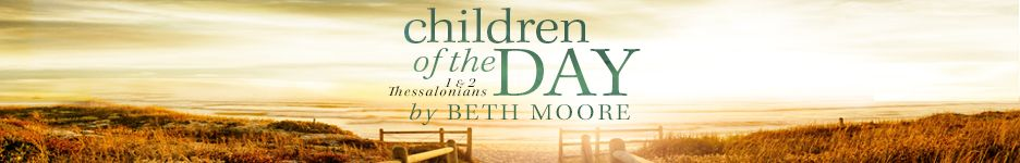 Children of the Day Bible Study Details