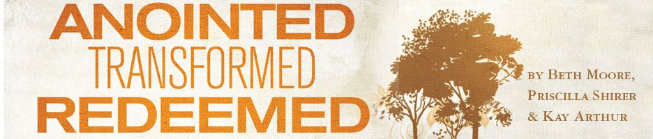 Anointed Transformed Redeemed Workbook | Going Beyond ...