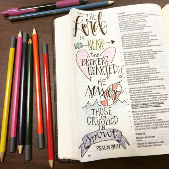 bible journaling, journal, journaling bible