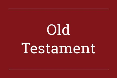 Old Testament Commentaries