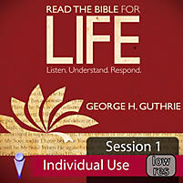 Read the Bible for Life - Video Sessions (Video Download)