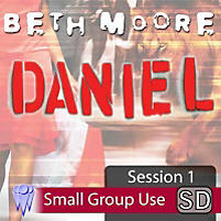 Daniel: Lives of Integrity, Words of Prophecy - Small Group Use Video Sessions (Video Download)
