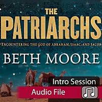 The Patriarchs: Encountering the God of Abraham, Isaac, and Jacob - Audio Sessions (Audio Download)