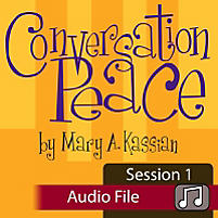 Conversation Peace: The Power of Transformed Speech - Audio Sessions (Audio Download)