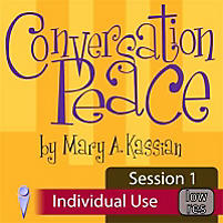 Conversation Peace: The Power of Transformed Speech - Video Sessions (Video Download)