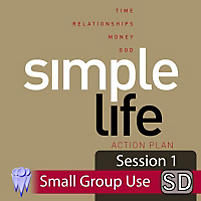 Simple Life - Small Group Use Video Sessions (Video Download)
