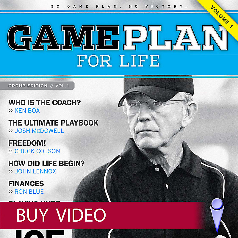 Game Plan for Life - Video Sessions