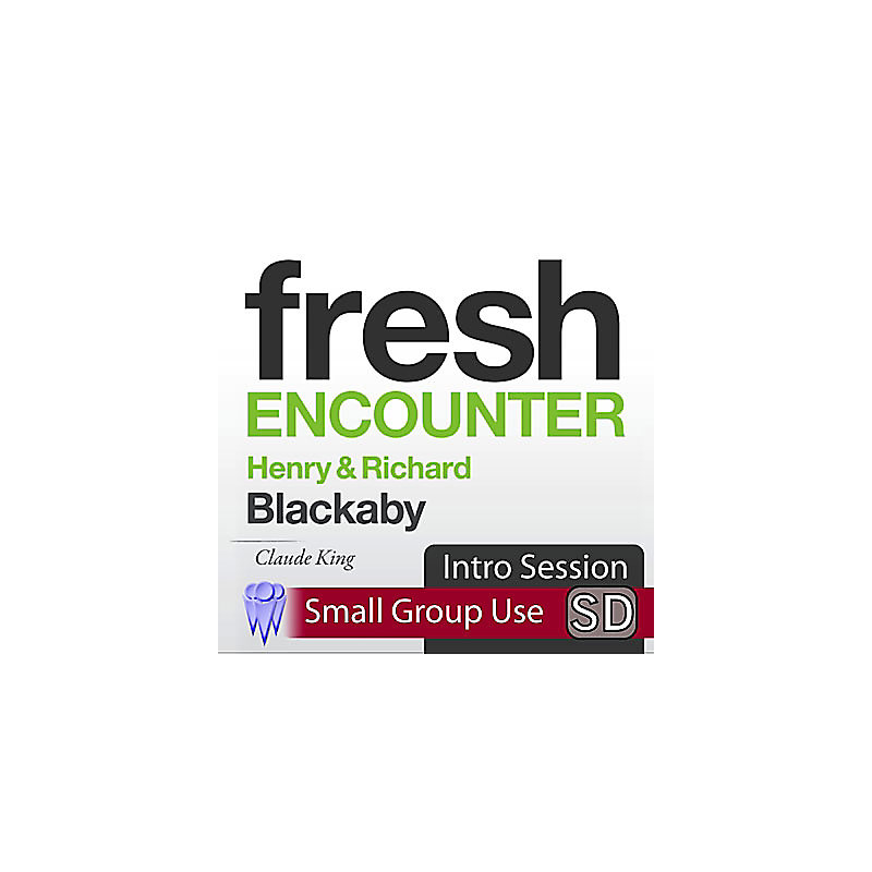Fresh Encounter - Small Group Use Video Sessions (Video Download)