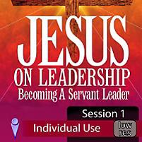 Jesus on Leadership: Developing Servant Leaders - Video Sessions (Video Download)