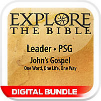 Explore the Bible: Adult Personal Study Guide/Leader Guide - Fall 2013 - Digital