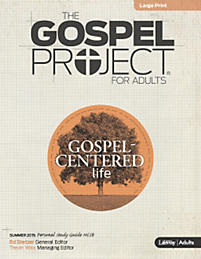 The Gospel Project for Adults: Personal Study Guide - Summer 2015