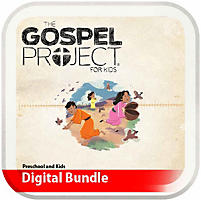 The Gospel Project for Kids: Preschool & Kids Digital