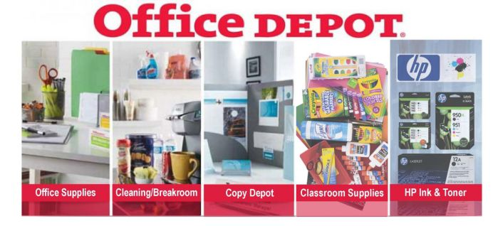 Office Supply Products & Services For Churches | Office Depot