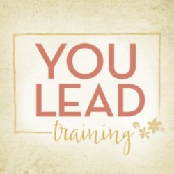 YOU Lead Women's Ministry Training