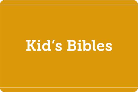 Kid's Bibles