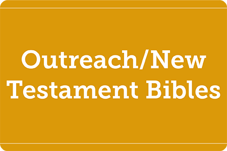 Outreach and New Testament Bibles