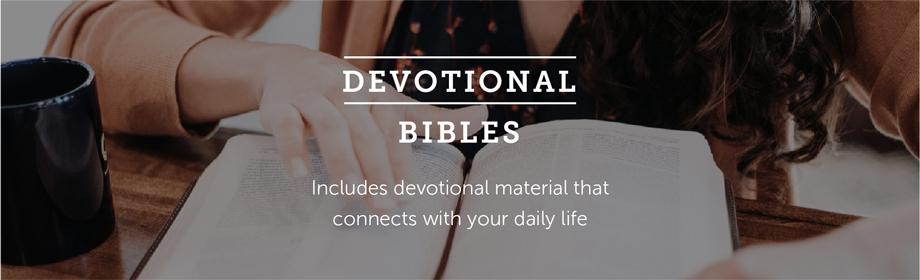 Devotional Bibles