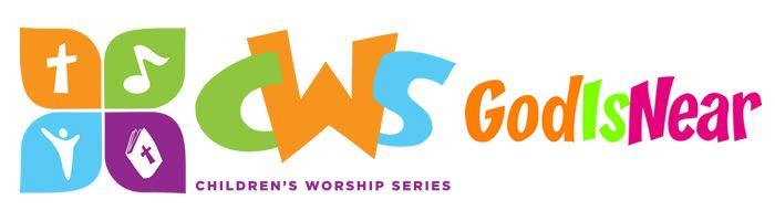 God Is Near logo