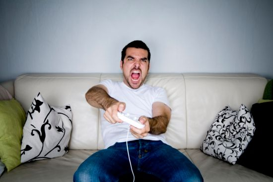 Man, video games, eric mason