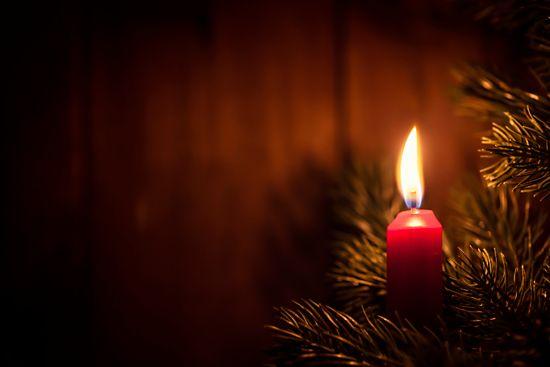 Advent Wreath, Christmas, Advent, Advent Candle