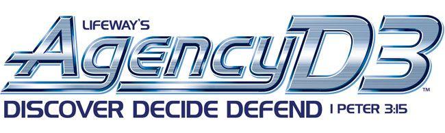 LifeWay's Vacation Bible School 2014 - Agency D3: Discover. Decide. Defend.