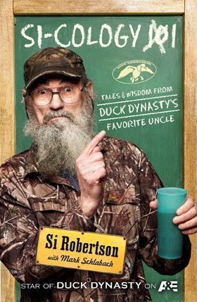 Posts Interviews with Duck Dynasty's Si Robertson | LifeWay News