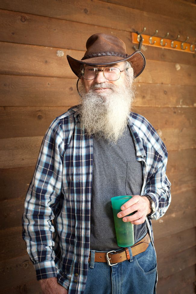 LifeWay Posts Interviews with Duck Dynasty's Si Robertson