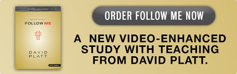 A new video enhanced study with teaching from David Platt