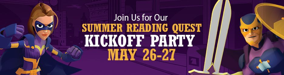 LifeWay R.E.A.D. - Summer Reading Program 2017