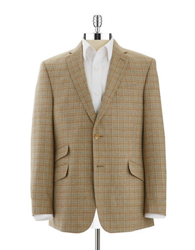 PALM BEACH Classic Fit Patterned Blazer