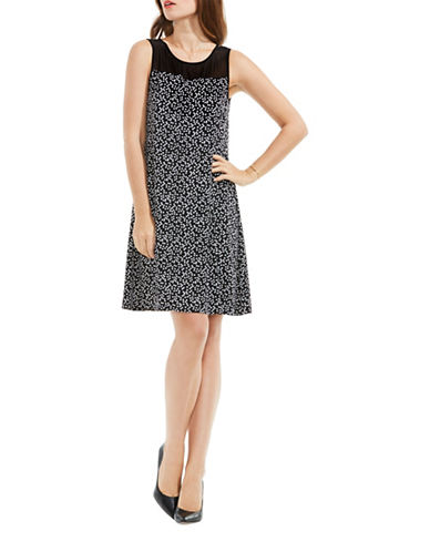 Rochie scurtă VINCE CAMUTO Dotted