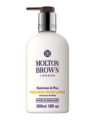 MOLTON BROWN Rockrose and Pine Enriching Hand Lotion