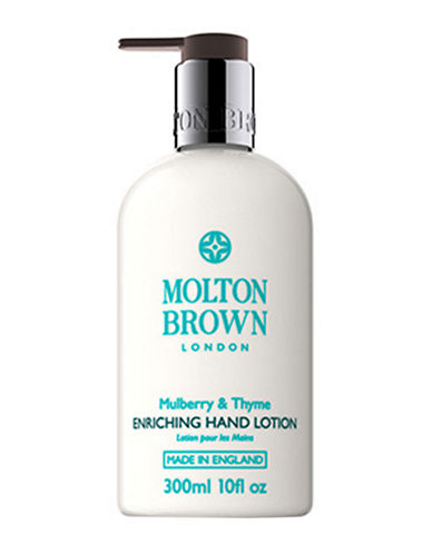 MOLTON BROWN Mulberry and Thyme Enriching Hand Lotion