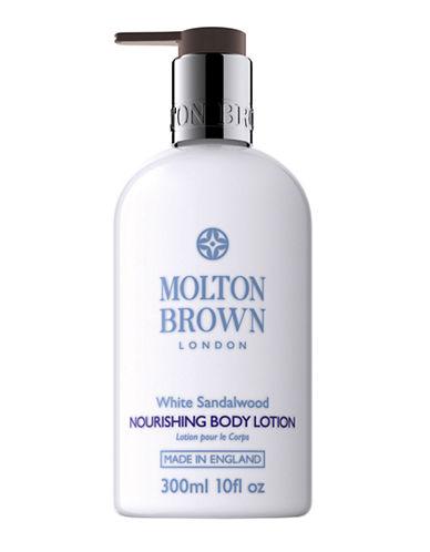 MOLTON BROWNWhite Sandalwood Nourishing Body Lotion