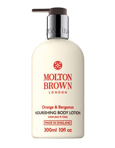 MOLTON BROWNOrange & Bergamot Nourishing Body Lotion
