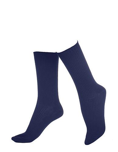 HUEClassic Rib Socks