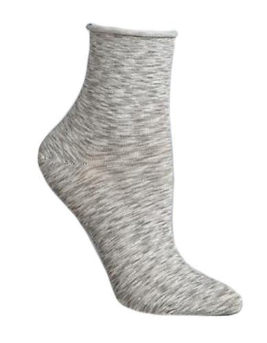 HUEHuetopia Roll Top Socks