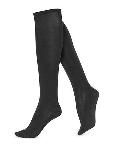 HUEMassaging Sole Knee Socks