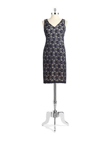 JONES NEW YORKLace Shift Dress