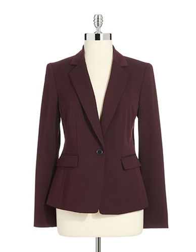 ANNE KLEINSingle Button Blazer