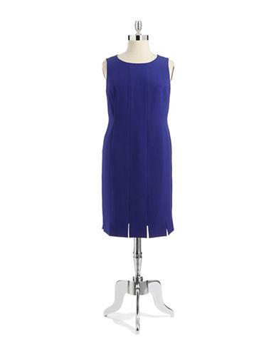 NIPON BOUTIQUEPlus Seamed Sheath Dress