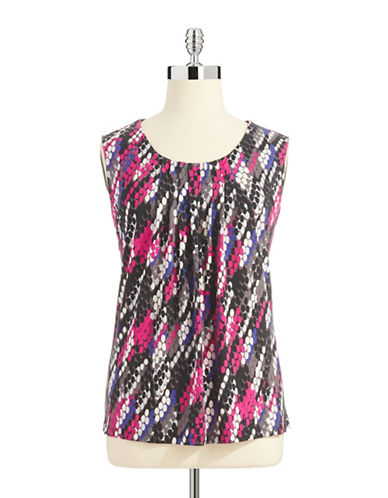 NIPON BOUTIQUEPlus Dotted Top