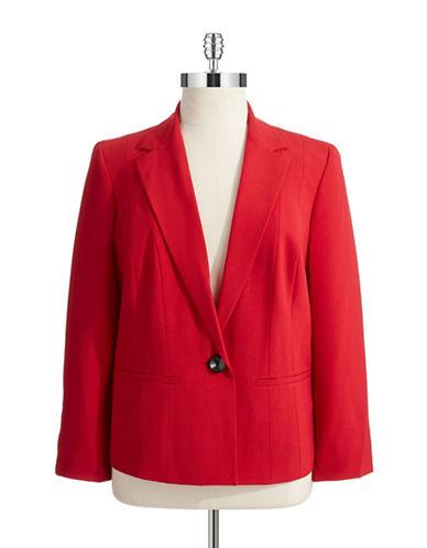 NIPON BOUTIQUEPlus Long Sleeved Suit Jacket