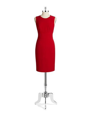 NIPON BOUTIQUEPintuck Sheath Dress