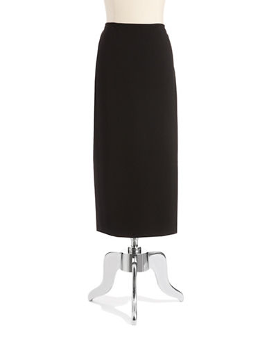 NIPON BOUTIQUESolid Column Skirt
