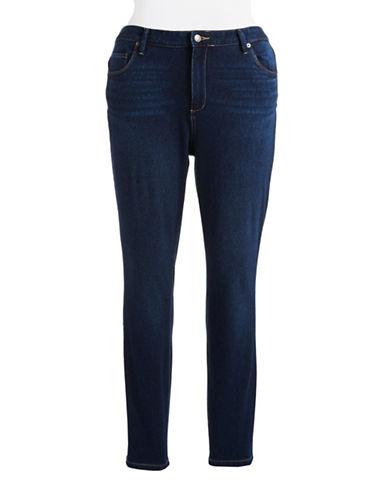 Jones New York Plus Plus Knit Caspian Wash Jeans