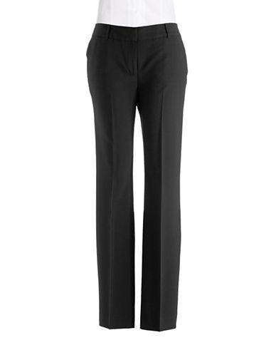 ANNE KLEINClassic Straight Leg Pants