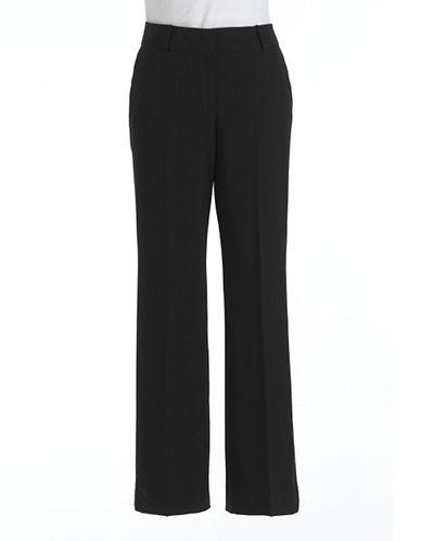 ANNE KLEIN PETITEPetite Classic Straight Leg Pants